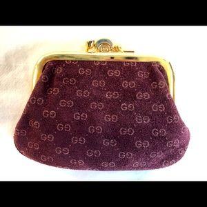 Vintage Gucci change-purse/cardholder